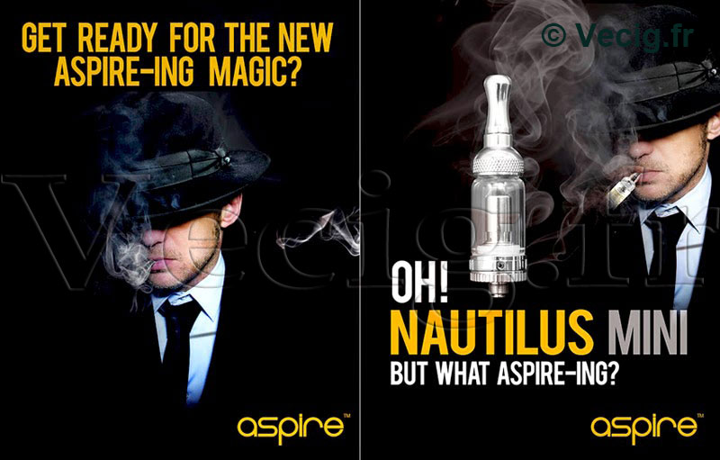 Aspire Mini Nautilus Clearomizer ing