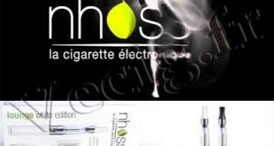 Cigarette Electronique Nhoss