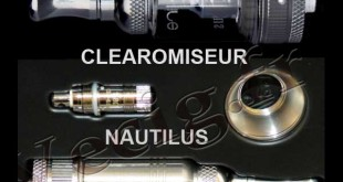 Clearomiseur Nautilus