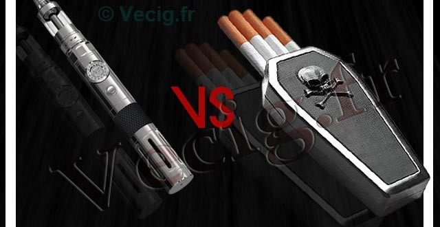 Cigarette electronique Vs Tabac